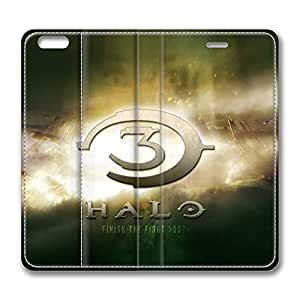 Halo 3 Logo Smart Cover Case for iphone 6 plus 5.5inch by runtopwellby Maris's Diary