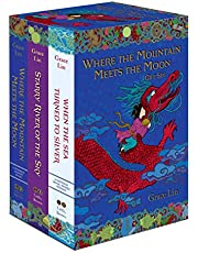 Where the Mountain Meets the Moon Gift Set