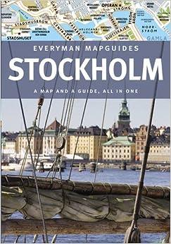 Book Stockholm Everyman MapGuide (Everyman Citymap Guides)