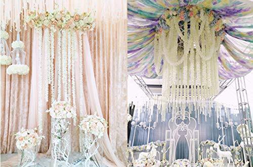 Lannu-5-Pack-13-FT-Artificial-Hydrangea-Flower-Vine-Wisteria-Garland-Vines-Cattleya-Flowers-Plants-for-Home-Wedding-Party-Decor-Cream