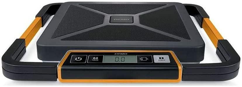 Dymo Shipping Scale400 Lb Pound, 180 KG Portable Digital USB