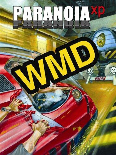 Paranoia WMD (Paranoia XP) Traitor Recycling Studio
