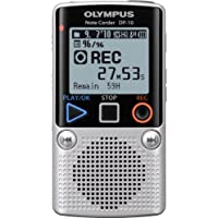 Olympus DP-10 Digital Voice Recorder 142640 (Silver)