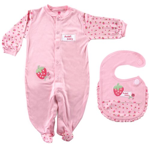 Sweet Baby Sleep N Play & Bib