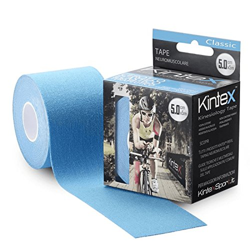 2 opinioni per Kintex Tape Blu- Confezione Italiana (blu)