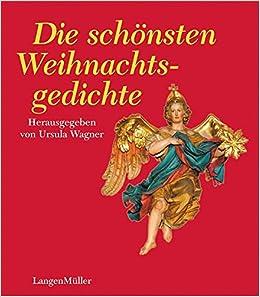 Die Schönsten Weihnachtsgedichte.Die Schönsten Weihnachtsgedichte Amazon De Ursula Wagner Bücher