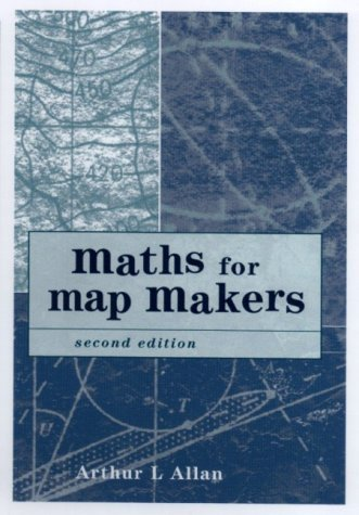 Maths and Map Makers:2nd (Second) edition pdf epub