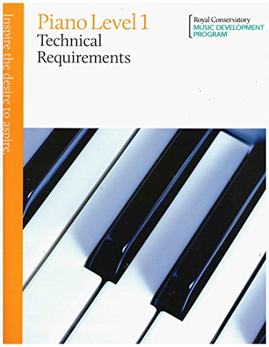 Celebration Series Perspectives® Piano Level 1 Technical Requirements