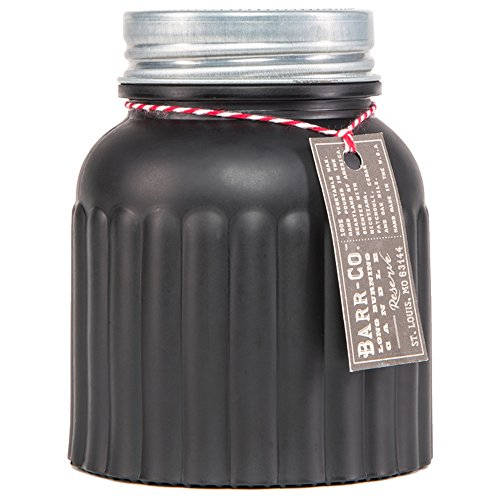 Barr-Co Apothecary Jar Candle with Tin Lid, Reserve (81617), One Size