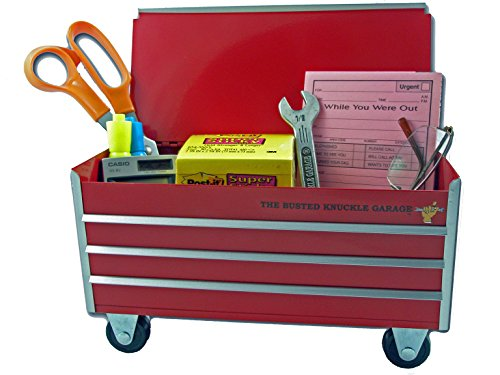 (Busted Knuckle Garage BKG-64 Desktop Miniature Toolbox)