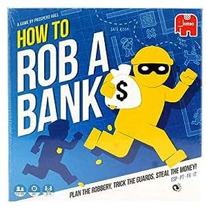 Diset How To Rob a Bank (Versión Español) 2402