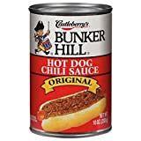 premium hot sauce - Castleberry's Hot Dog Chili Sauce, 10 Ounce (Pack of 24)