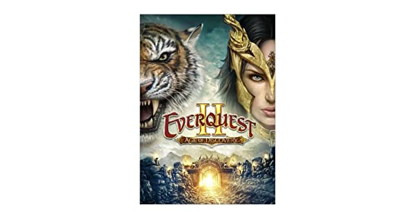Amazon com: EverQuest II: Age of Discovery [Download]: Video