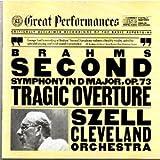 Brahms: Symphony No. 2 / Tragic Overture