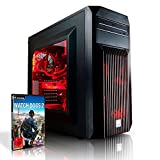 Megaport High End Gaming PC Intel Core i7-6700 4 x 4.00 GHz Turbo •...