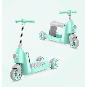 Amazon.com: Silla elevable para patinete infantil de 3 en ...