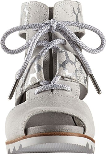Sandales Femmes Joanie Lace Up Sandales Blanches / Colombe