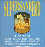 Supersanremo 1992 Label: Fonit Cetra ‎– TAL 1004 Format: 2 × Vinyl, Lp, Compilation Country: Italy Released: 1992 Genre: Electronic, Jazz, Rock, Pop Style: Acid Jazz, Pop Rock, Synth-pop