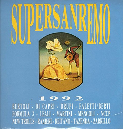 Supersanremo 1992 Label: Fonit Cetra ‎– TAL 1004 Format: 2 × Vinyl, Lp, Compilation Country: Italy Released: 1992 Genre: Electronic, Jazz, Rock, Pop Style: Acid Jazz, Pop Rock, Synth-pop by Fonit Cetra