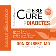 By Dr. Don Colbert - New Bible Cure for Diabetes AUD (Una Rev Ex)