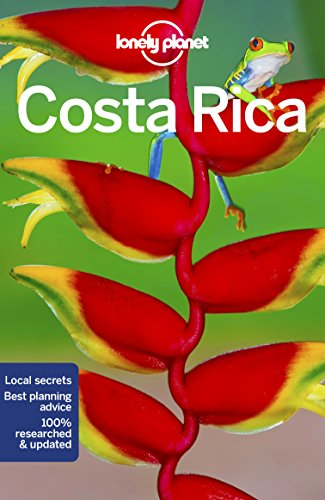 Lonely Planet Costa Rica  Travel Guide