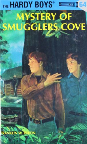 Hardy Boys 64: Mystery of Smugglers Cove by Grosset & Dunlap