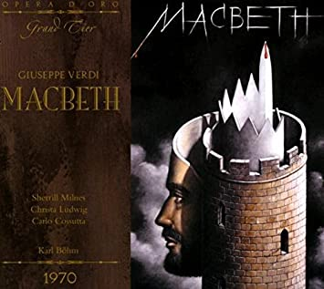 OPD 7027 Verdi-Macbeth: Italian-English Libretto (Opera dOro Grand Tier)