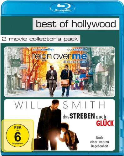 Reign Over Me - Die Liebe in mir/Das Streben nach Glück - Best of Hollywood/2 Movie Collector's Pack