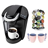 Keurig K45 Elite Single Cup Home Brewing System w/ Bonus 12 K-Cups & Water Filter Kit Bundle