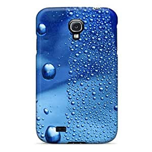 Tpu Case Cover Compatible For Galaxy S4/ Hot Case/ Water Drops