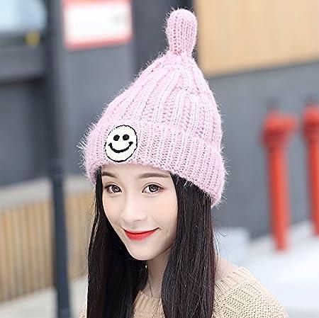 donne ragazze inverno Beanie cappello grande pompon berretto da sci  snowboard hats- donna con pom pom cappelli per le donne, Black: Amazon.it:  Sport e tempo ...