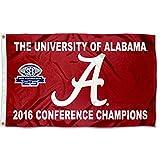Alabama Crimson Tide 2016 SEC Champions Flag Review