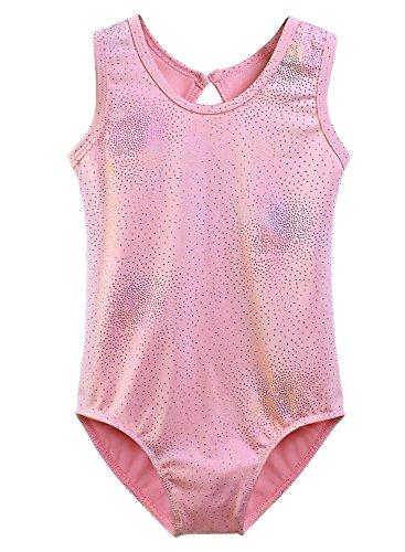 046e7fa34a4f Gymnastics Leotard Pink - Trainers4Me