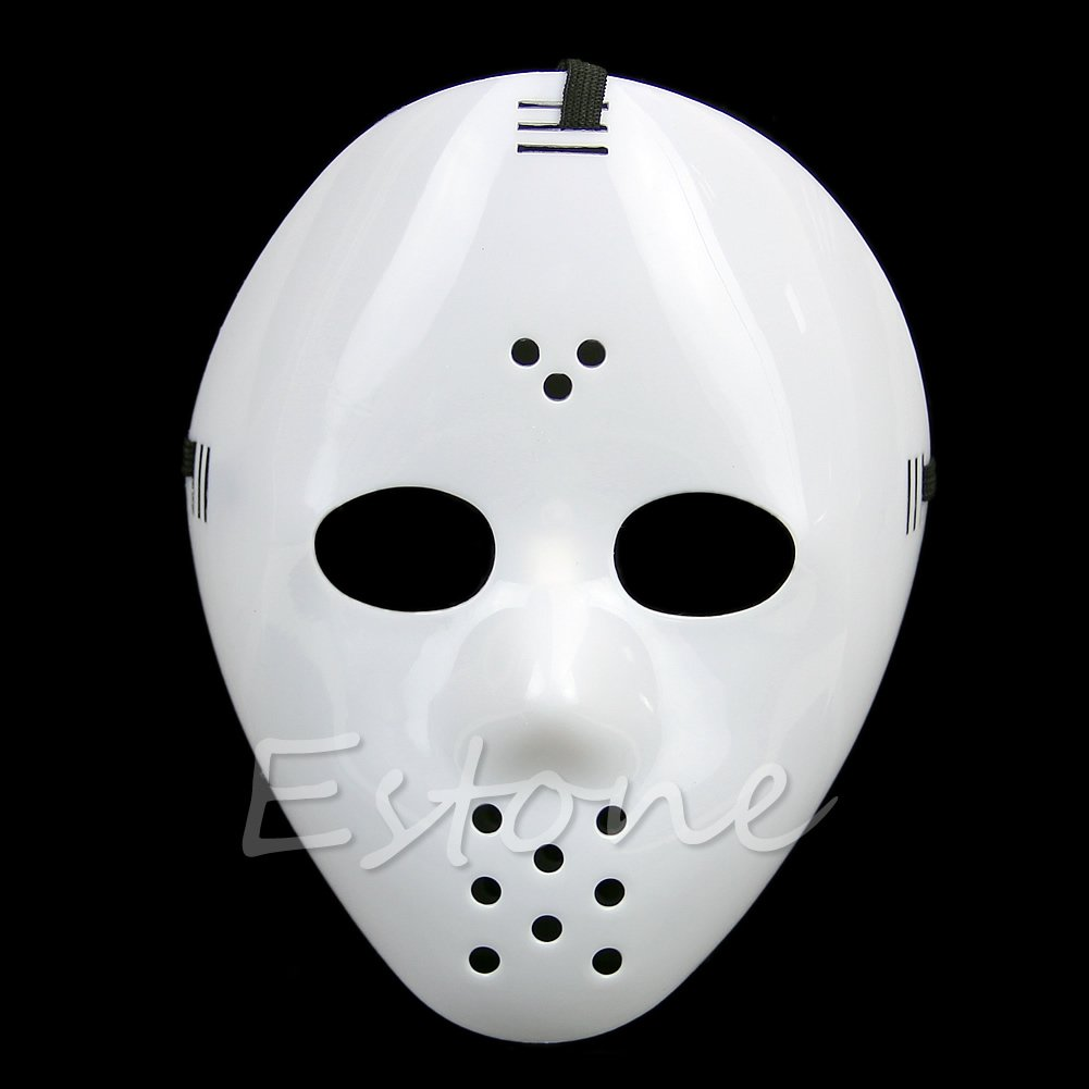 RUNRO New Freddy The 13th Prop Hockey Halloween Costume Cosplay Horror Mask
