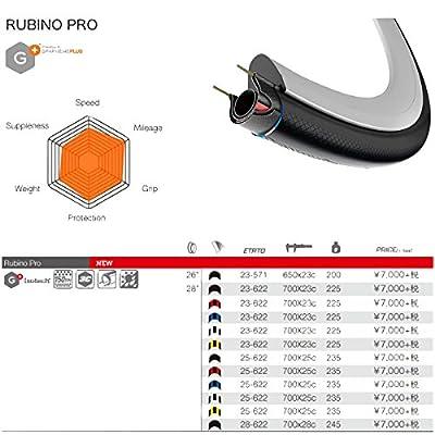 Vittoria Rubino Pro G+ Road Tire