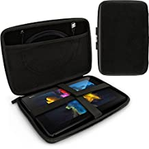 """iGadgitz Black EVA Travel Hard Case Cover Sleeve for Sony Xperia Z & Z2 Tablet & Acer Iconia Tab A500 A501 A200 10.1"""""""