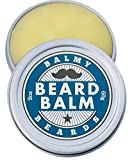 Facial Hair Styles For Long Faces - Balmy Beards Best Premium Beard Balm and Leave In Conditioner and Wax - all Natural Organic Beard and Mustache Softener - Styles, Strengthens and aids Hair Growth