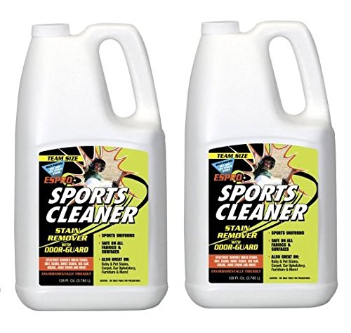 espro-sports-cleaner-stain-remover-with-odor-guard-gallon-item-128-oz-pack-of-2