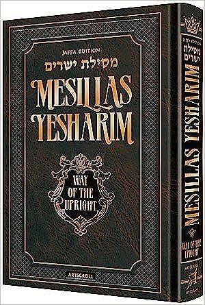 MESILAT YESHARIM EPUB