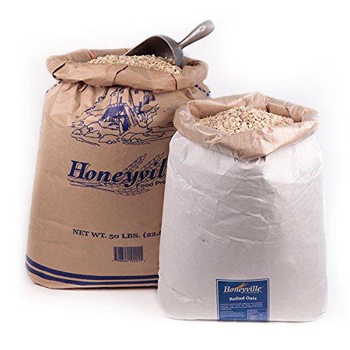 Regular Rolled Oats - Bulk 50 Pound Bag