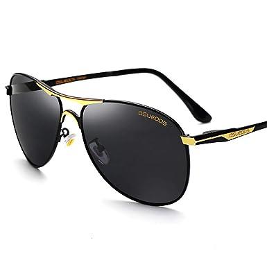 NIFG Gafas de sol polarizadas para hombres que conducen ...