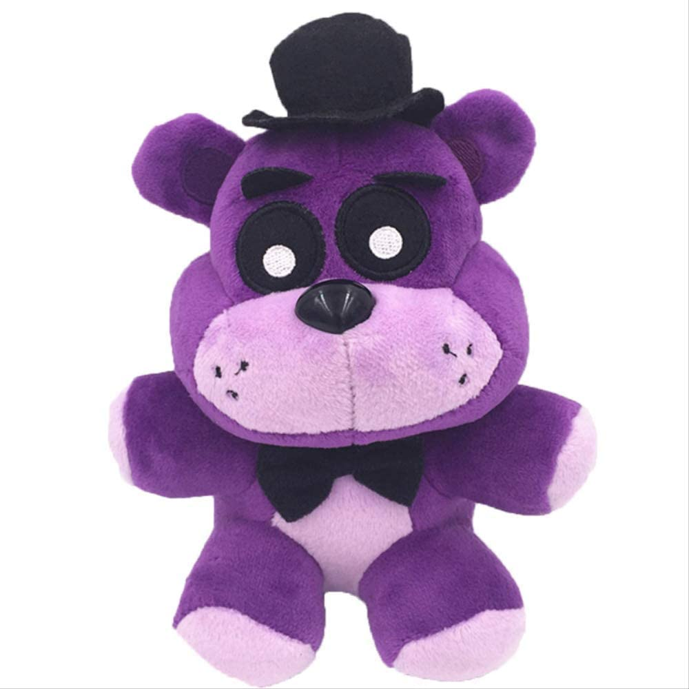 siqiwl Peluche 18cm Juego FNAF Plush Toy Five Nights At Freddy Plush Toy Baby Plush Doll Toy Freddy Bear Animals Soft Plush Kid Plush Toy