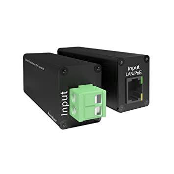 DoorBird 2-Draht Ethernet Poe Konverter - Passend IP: Amazon.de ...
