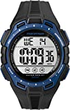 Timex Orologio da Polso, Quadrante Digitale da Uomo, Cinturino in Resina