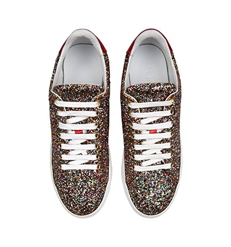 Sneakers multicolour Glitter b4ballerinas Glitter b4ballerinas Leather t1tXTpxw