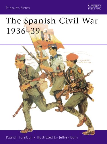 Nine Arm (The Spanish Civil War 1936–39 (Men-at-Arms))