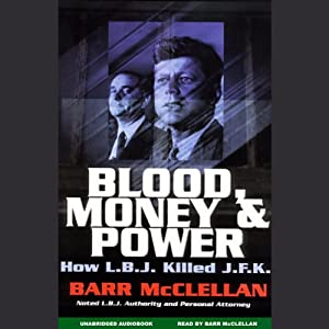 Blood, Money, and Power Audiobook