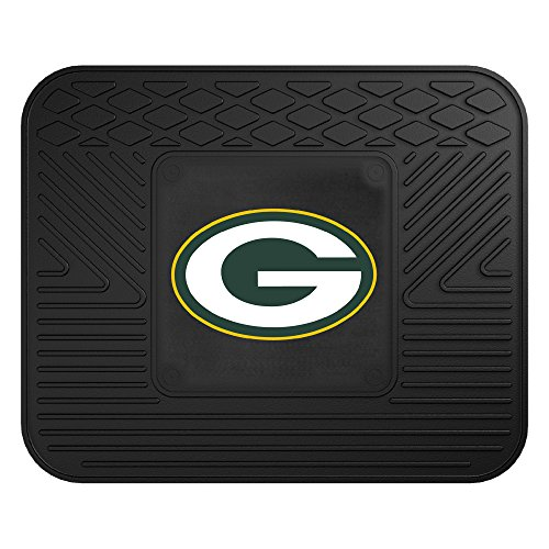 Nfl Truck Mats - Fanmats NFL Green Bay Packers Vinyl Utility Mat