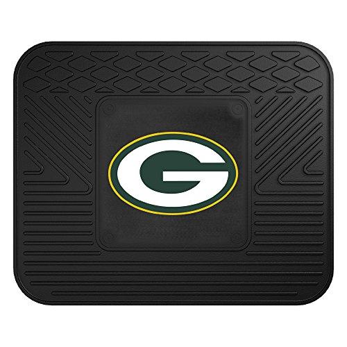 FANMATS NFL Green Bay Packers Vinyl Utility Mat from Fanmats