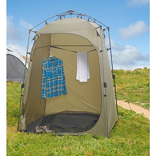 Easy Setup Lightspeed Outdoors 3-in-1 Polyester Privacy Shelter For Camping with Carry Bag by Lightspeed (Image #4)
